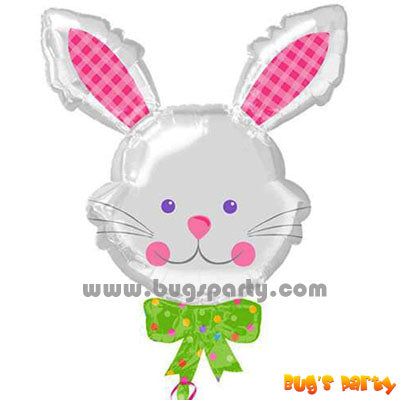 Easter Bunny giant rabbit shaped balloon