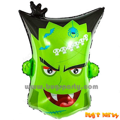 FRANKENSTEIN Halloween foil balloon