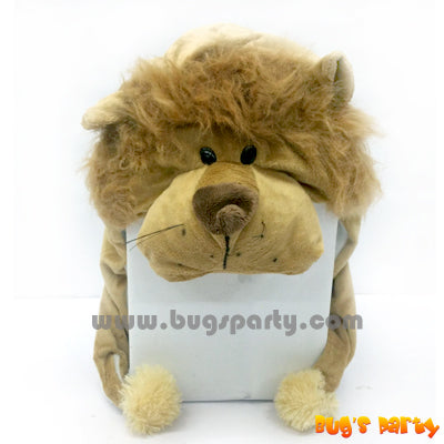 Animal Hat Lion