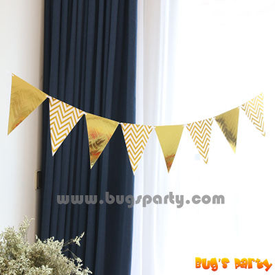 Colors Pennant Banner