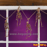 Skeleton garland, Halloween decoration
