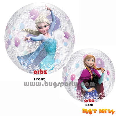 Disney Frozen Orbz Balloon