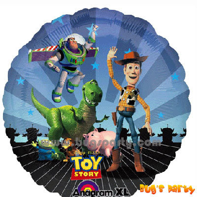 Toy Story 3 Balloons