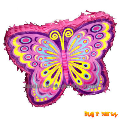 Butterfly Shaped Pinata
