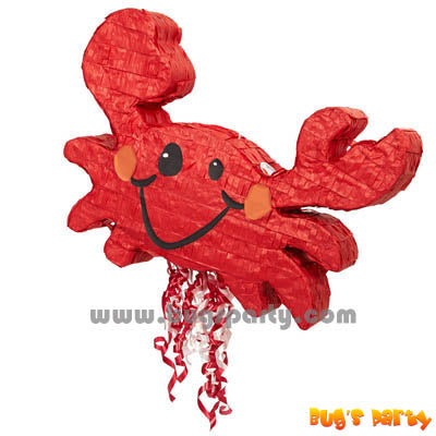 Sea Creature Crab Pinata