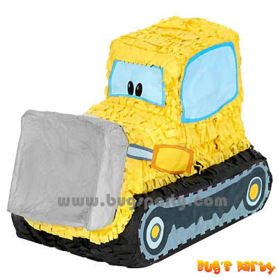 Construction Bulldozer Pinata