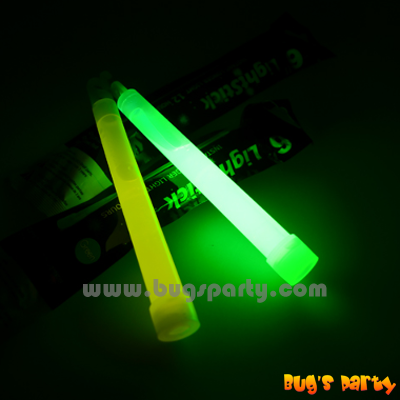 Halloween glow sticks 6 inches long