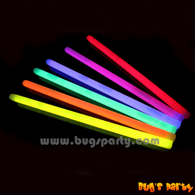 12 inches long bright glow sitcks