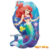 Little Mermaid Balloon