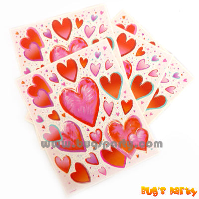 Stickers Hearts