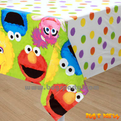 Sesame 1st Year Tablecover