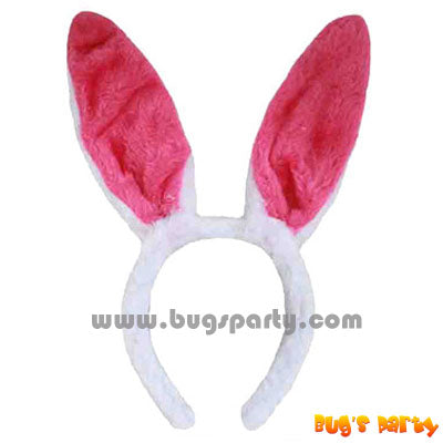 Red Rabbit Ears