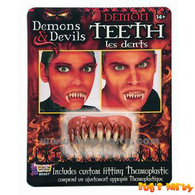 Demons Devils Teeth