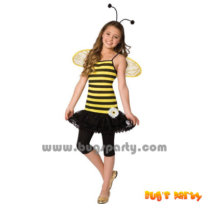 bumble bee dress for girls