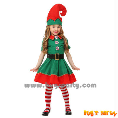 Girl Elf costume