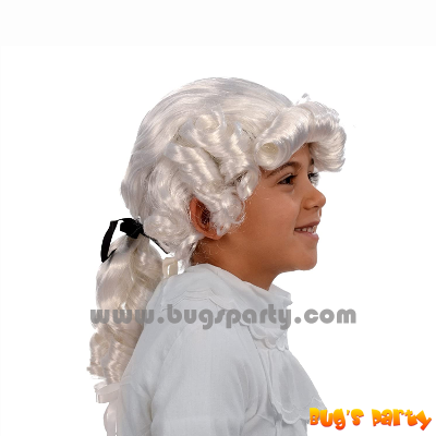 Beethoven Washington wig for kids