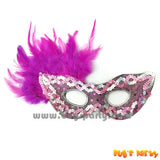 Sparkling Sequins Mask