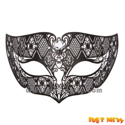 Mask Black Mysterious