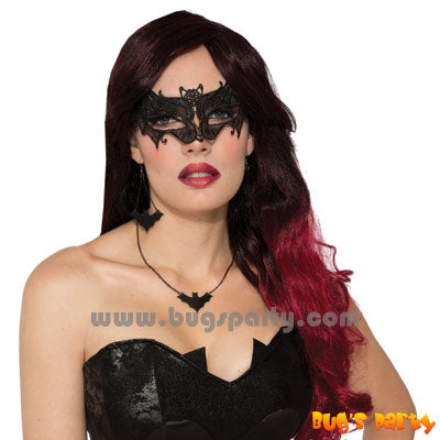 Bat Shaped Eye Mask