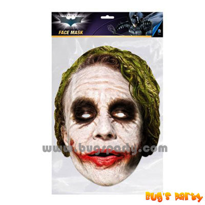 Batman Joker Cardboard Mask
