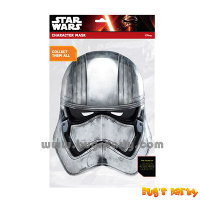 Captain Phasma Cardboard Mask