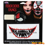 Ferocious Fangs Makeup Kit