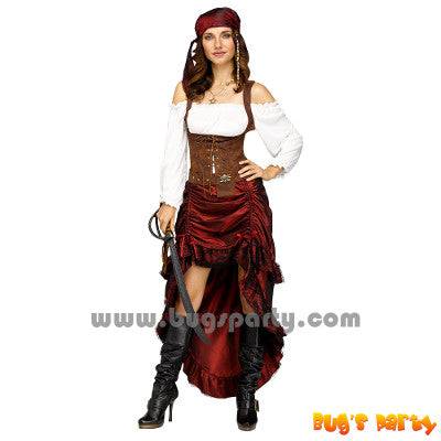 Pirate Queen women costume