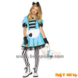 Alice Wonderland Child Costume