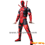 Marvel Deadpool Costume