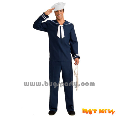 Blue Sailor Costume