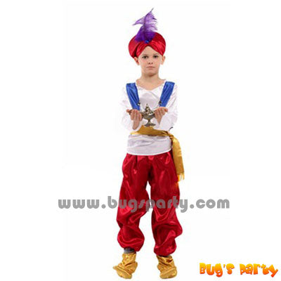 Aladdin Boy Costume