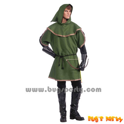 Sherwood Forest Archer Costume