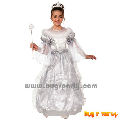 Winter Princess Costume