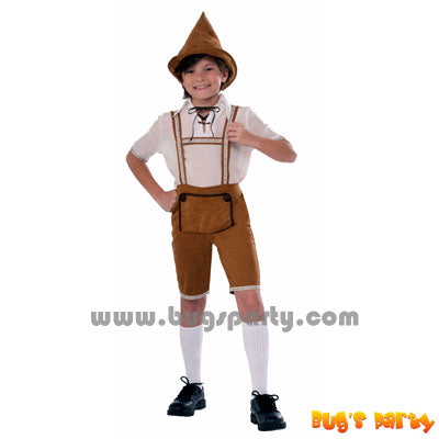 Hansel Child Costume
