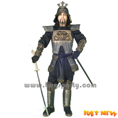 Samurai Warrior Deluxe Costume