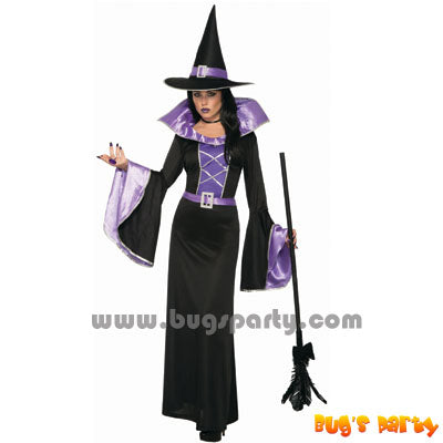 Sorceress Witch costume for Halloween