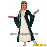 Lady Of Sherwood Child Costume