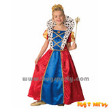 Royal Queen Multicolor Costume
