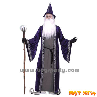 Magic Wizard Costume