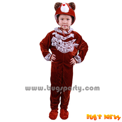 jungle bear costume for kids