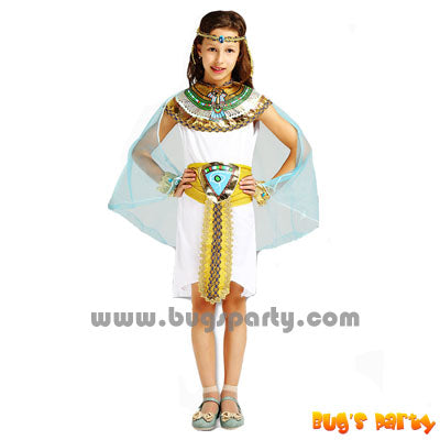 Egyptian Cleopatra Girl Costume