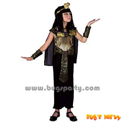 Egyptian cleopatra dress for girls