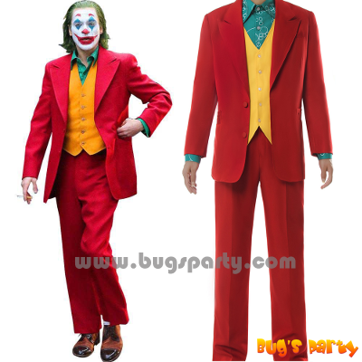 Batman Jocker party costume