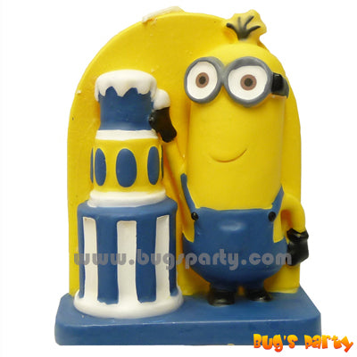 Despicable Me Minion Candle