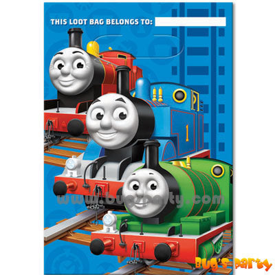 Thomas Train Lootbags