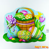 Easter Eggs Cutout