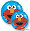 Elmo Portrait Balloon