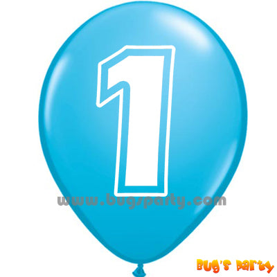 Balloon Lx Number 1