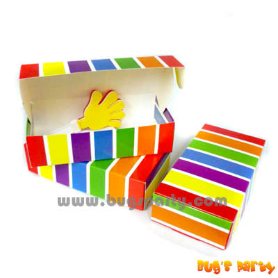 Favor Box Rainbow