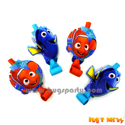 Finding Dory Blowouts